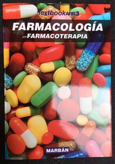 Texbook Afir3 Farmacología Con Farmacoterapia -envío Gratis-