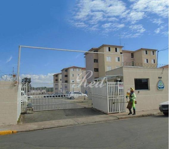 Apartamento - Meu Lar - Mogi Das Cruzes - Sp - Ap2018