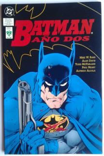 Batman Año Dos Vid
