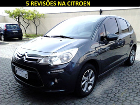 C3 1.5 Tendance Flex 2014 Com Michelin 5 Revisões Citroen