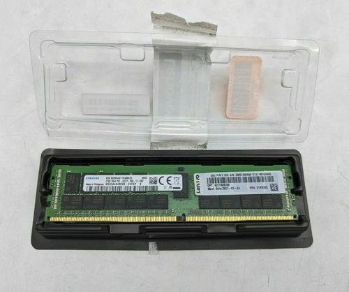 Módulo De Memória Lenovo 32gb Truddr4 4zc7a08709 Fru 01kr355