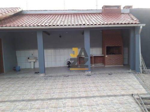 Imagem 1 de 7 de Casa De Praia Com Edícula, 300 M² Por R$ 423.900 - Balneario Pampas - Peruíbe/sp - Ca14567