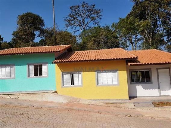 Casa Com 2 Dormitórios À Venda, 58 M² Por R$ 180.000,00 - Bahamas - Vargem Grande Paulista/sp - Ca0099