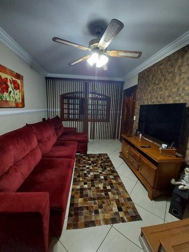 Imagem 1 de 30 de Sobrado Com 3 Dorms, Paulicéia, São Bernardo Do Campo - R$ 700 Mil, Cod: 3642 - V3642