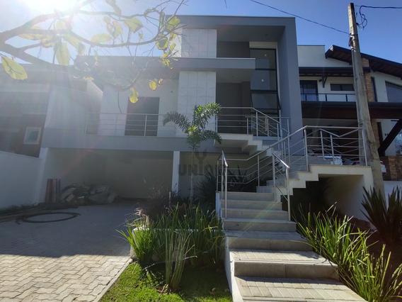 Casa À Venda No Condomínio Reserva Da Mata Em Vinhedo/sp. - Ca00043 - 68170703