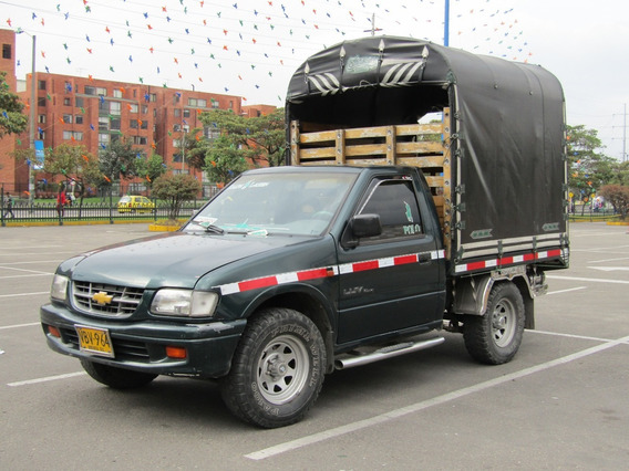 Chevrolet Luv Estacas 2200 Mt