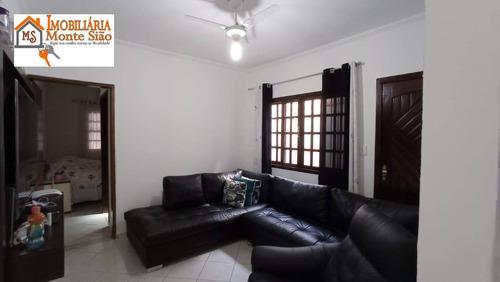 Casa Com 2 Dormitórios À Venda, 75 M² Por R$ 424.900,00 - Jardim Santa Clara - Guarulhos/sp - Ca0324