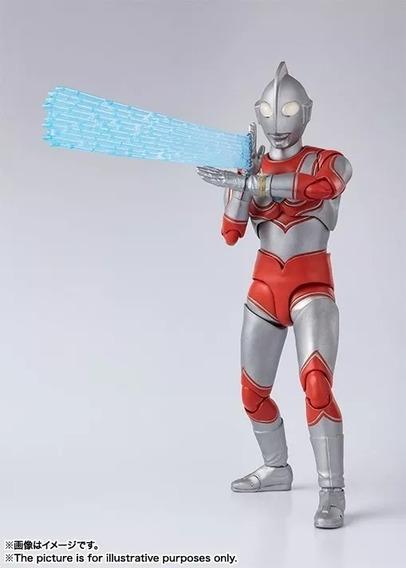 Regresso Ultraman Jack Sh Figuarts Bandai Original Boneco