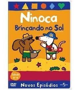 Ninoca - Brincando No Sol (dvd)