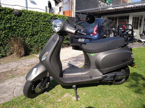 Scooter Moto Eléctrica Elpra Twist