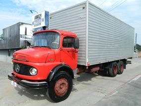 Mercedes-benz Mb 1316 1975 Truck 6x2 , Bau