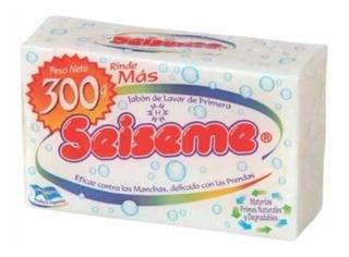 Jabón Seiseme En Caja Por 50 Unidades