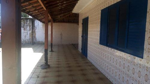 Casa Em Vera Cruz, Mongaguá/sp De 0m² 3 Quartos À Venda Por R$ 270.000,00 - Ca752799