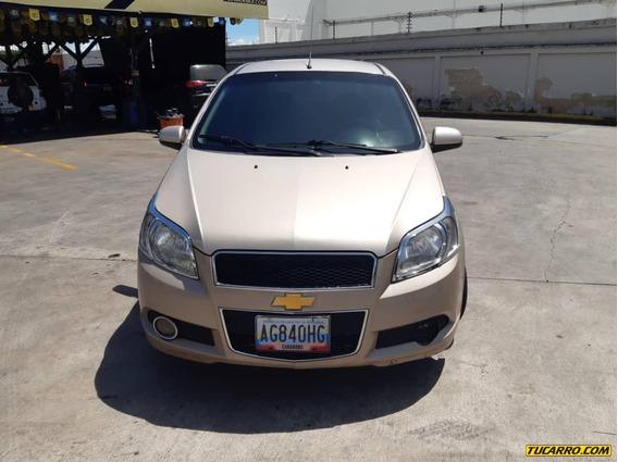 Chevrolet Aveo Speed Automático