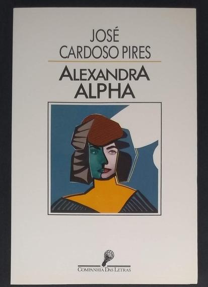 Livro Alexandra Alpha - Seminovo