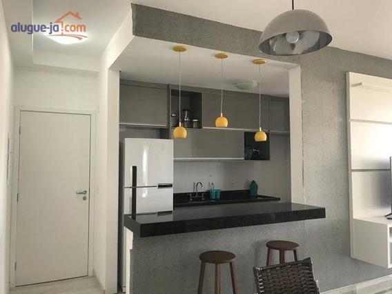 Apartamento Com 2 Dormitórios Para Alugar, 78 M² Por R$ 2.600,00/mês - Jardim Aquarius - São José Dos Campos/sp - Ap9312