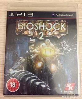 Bioshock 2 Ps3. Envíos Todo Chile