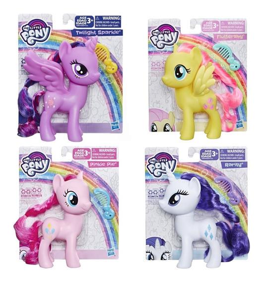 My Little Pony Rarity + Fluttershy + Pinkie Pie + T Sparkle