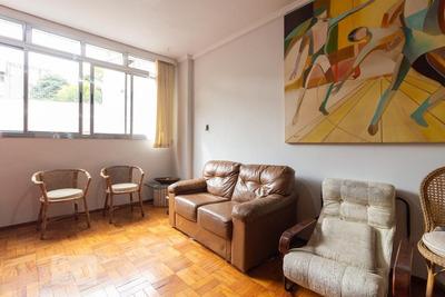 Apartamento No 1º Andar Com 2 Dormitórios E 1 Garagem - Id: 892934977 - 234977
