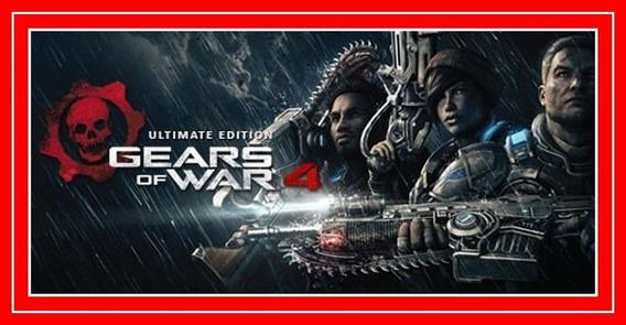 Gears Of War 4 Pc 2016