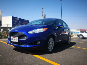 Ford Fiesta 1.6 Titanium Sedan Mt 2015