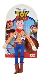 Woody Toy Story - Muñeco De Tela - 40cm