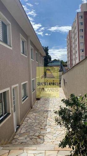 Imagem 1 de 19 de Sobrado Com 3 Dormitórios À Venda, 110 M² Por R$ 365.000,00 - Vila Mangalot - São Paulo/sp - So2772