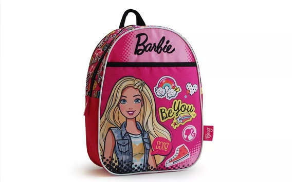 Mochila Barbie Jardin 12 Espalda + 33629