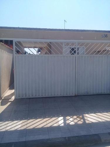 Casa Residencial À Venda, Flórida Mirim, Mongaguá. - Ca0459