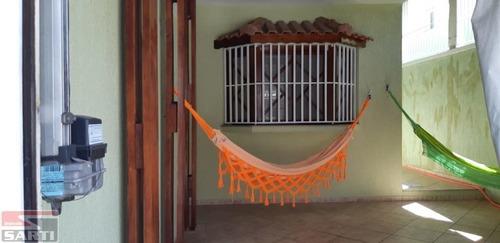 Imagem 1 de 15 de Sobrado Semi Novo , 125 M²,   3 Dormitórios (suite)  2 Vagas - St19056