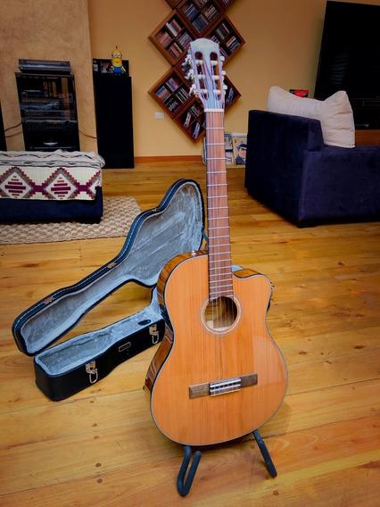 Guitarra Fender Electroacústica Nylon