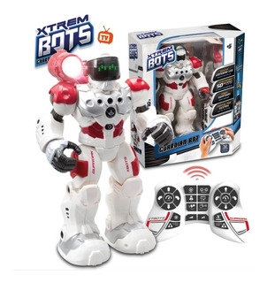 Guardian Bot Xtrem Robot 50 Funciones Programable Next Point