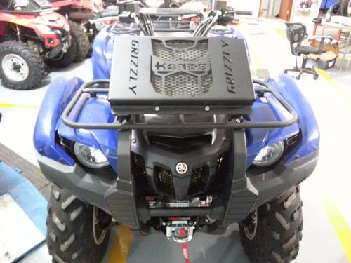 Imagem 1 de 4 de Suporte De Radiador Para Quadriciclo Yamaha Grizzly 700