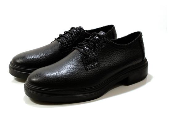 Oxford Mujer Zapato Cuero Vacuno Diseño Alessia By Ghilardi
