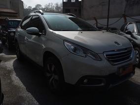 Peugeot 2008 2016 1.6 Completo Automático