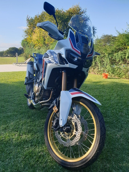 Honda África Twin Crf 1000