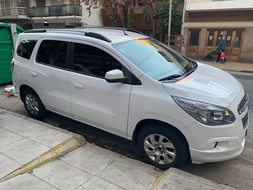Chevrolet Spin Ltz 5 Asientos 2016 45000km Nueva Particular