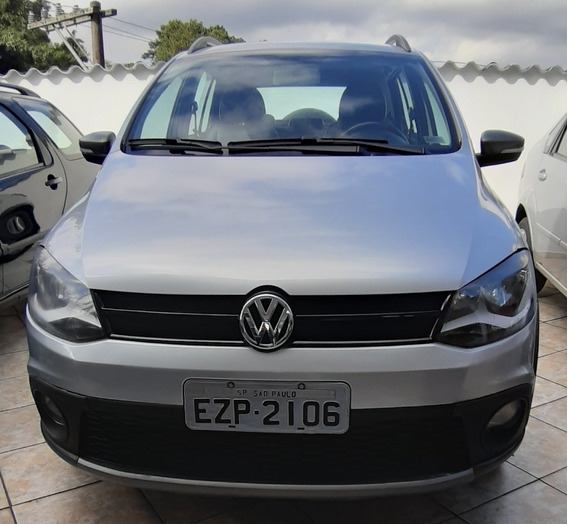 Volkswagen Crossfox 2013 Imotion 1.6 Completo