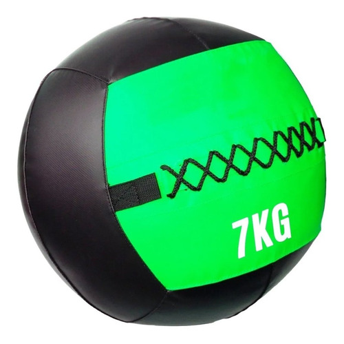 Balón Medicinal Grande 7kg Medicine Ball Pelota - El Rey