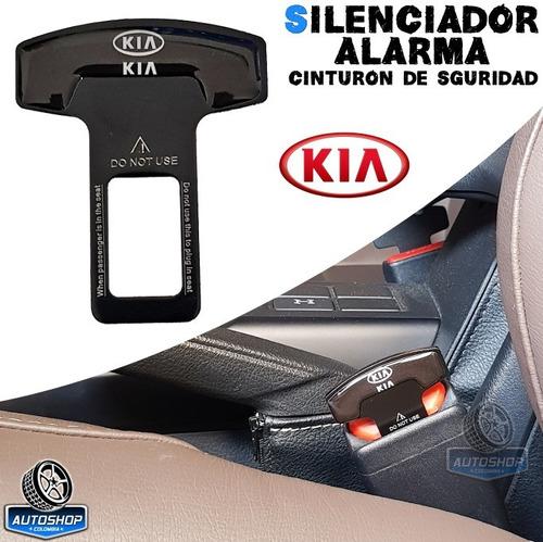 Silenciador Cinturon Seguridad Kia Rio Sportage Picanto