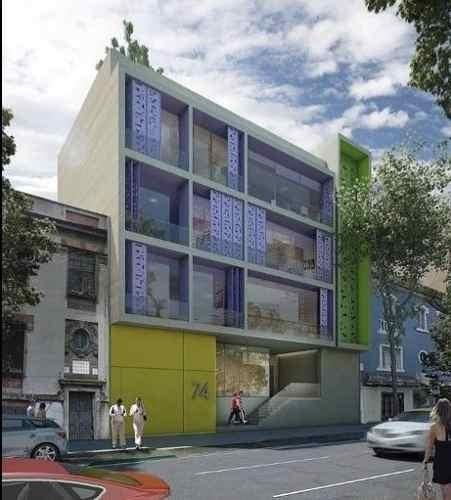 2021!!! Moderno E Increíble Pent House Para Estrenar En La Roma!