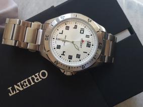 Relógio Orient Original - Cor Prata