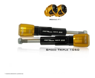 Slider Procton Racing Modelo F1 Triumph Speed Triple 1050