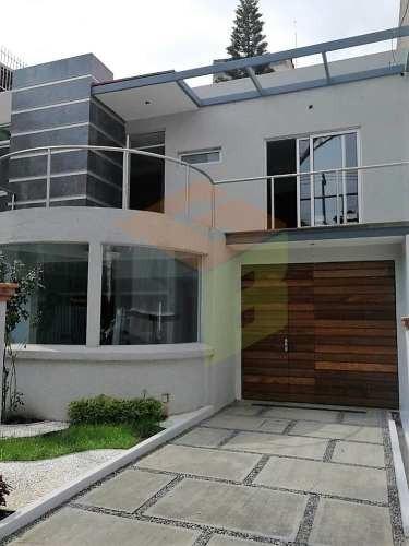 Casa Sola Nueva En Narvarte, Entrega Inmediata, 301m2