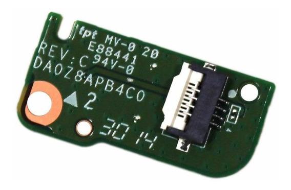 Placa Auxiliar Botão Power Acer Aspire Es1-411 (10558)