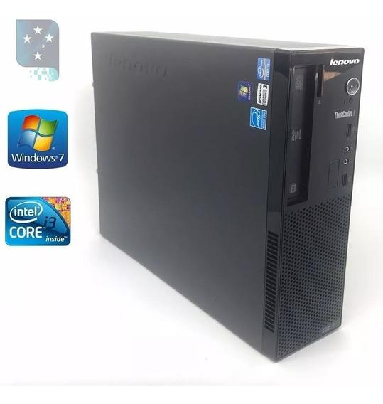 Pc Cpu Lenovo Core I3 4gb Ddr3, Hd 320 Sata Wifi