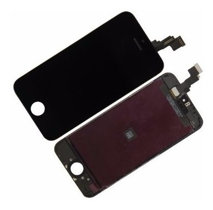 Display Touch iPhone 5 5s 5c  Lcd Blanco Negro Display Origi
