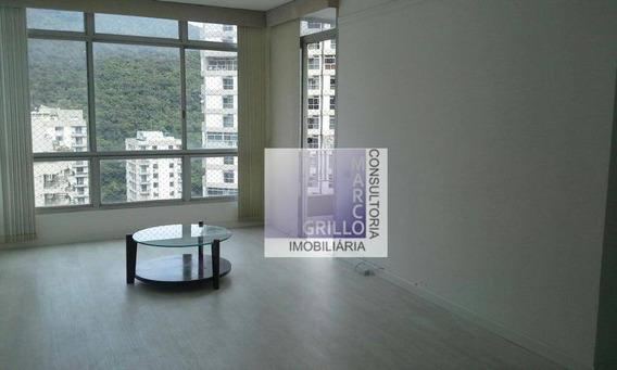 Apartamento, 3 Quartos À Venda, 114 M² Por R$ 1.000.000,00 - São Conrado - Rio De Janeiro/rj - Ap0060