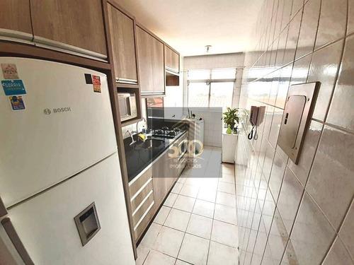 Imagem 1 de 10 de Apartamento À Venda, 47 M² Por R$ 199.000,00 - Areias - São José/sc - Ap2425