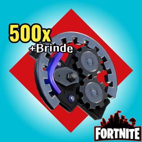 500 Peças Polidas - Fortnite - Salve O Mundo